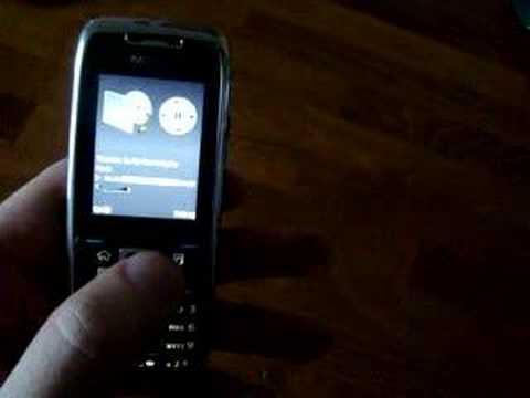 Nokia e51 mp3