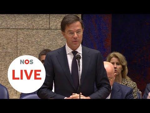 LIVE: Regeringsverklaring