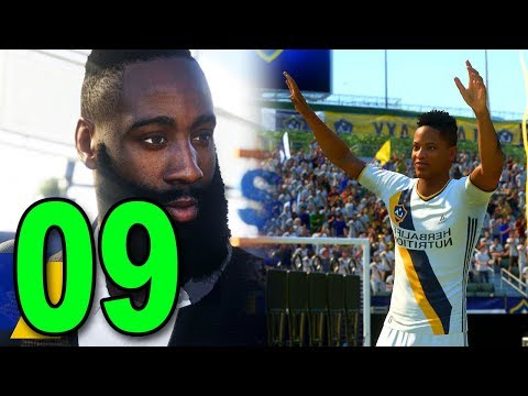 FIFA 18 The Journey 2 - Part 9 - MOVING TO LOS ANGELES