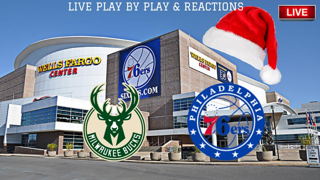 Bucks vs. 76ers score: Live updates on NBA Christmas Day ...