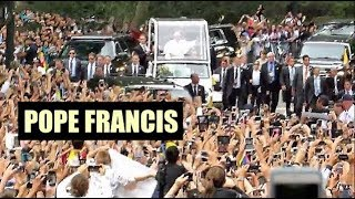 Pope Francis (el Papa Francisco) in Central Park, New York City (9/25/15)