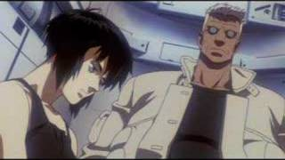 Ghost in the Shell (philosophical scenes)