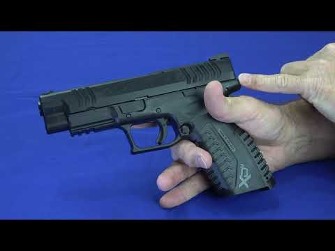 New 10mm From Springfield Armory: XDm 10 4.5