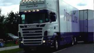 Plantline Scania V8 R620
