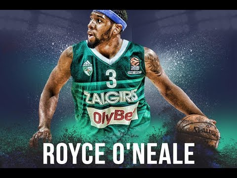 Royce O'Neale Welcome to JAZZ!