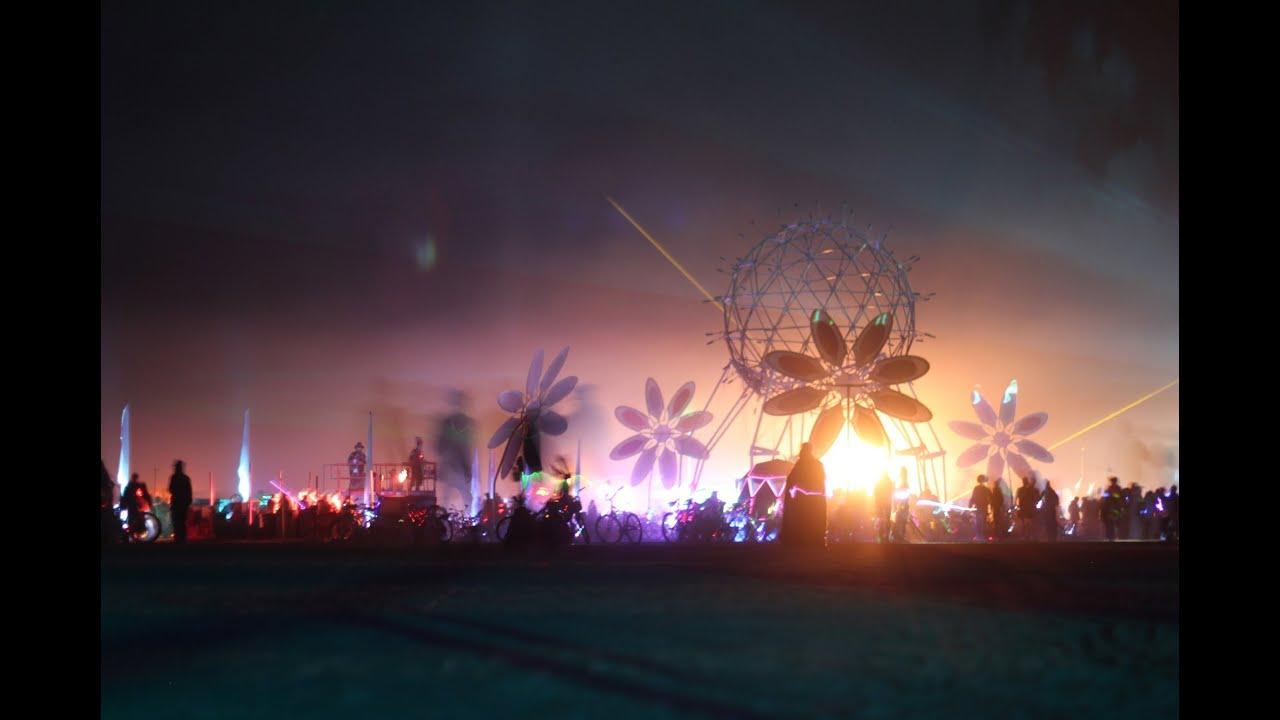 Burning Man Night