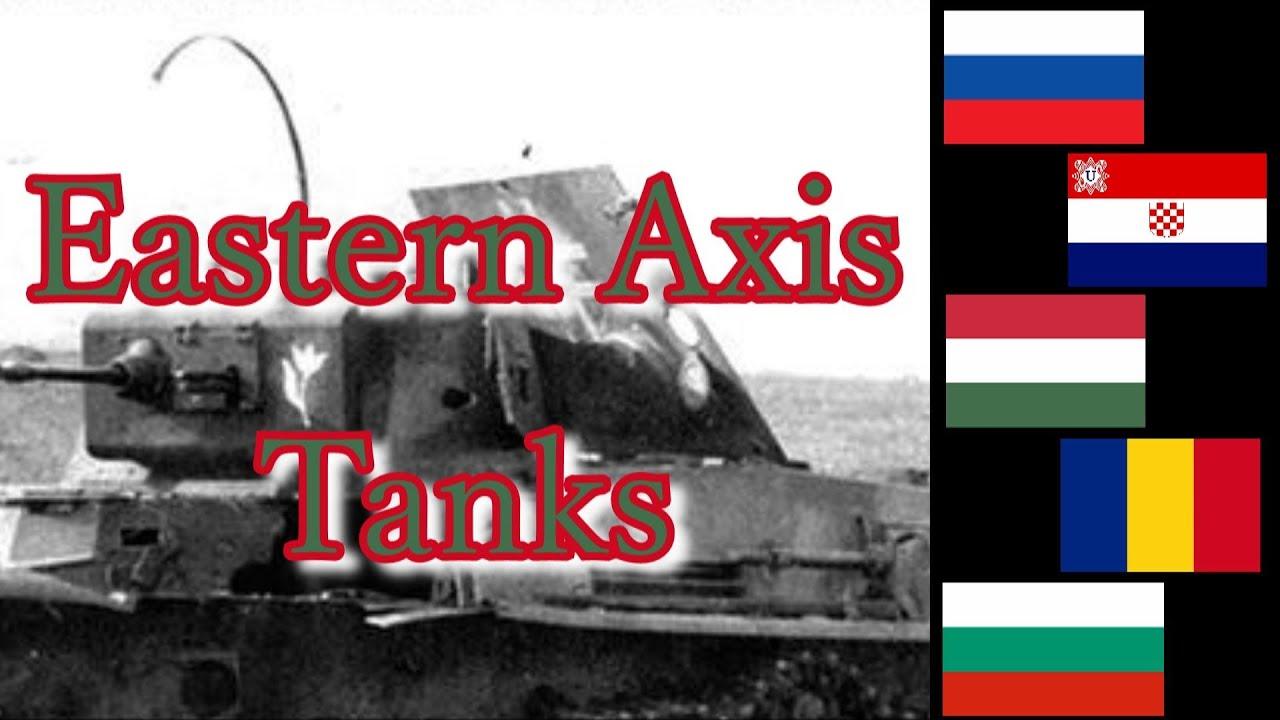 The Minor Axis Tank Meme