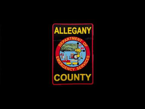 Fire/EMS Allegany County Radio Training