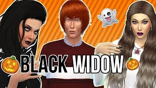 "Lets Play The Sims 4  Black Widow Challenge Episode 30 ""Married Again!"""