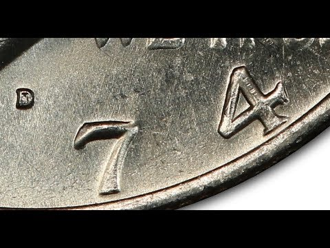 1974 D Kennedy Half FS 101 Doubled Die      Variety Quick Look!!