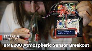 SparkFun BME280 Atmospheric Sensor Breakout