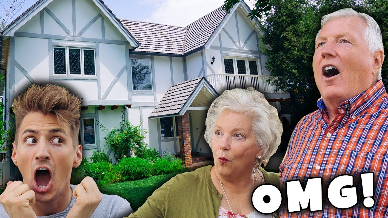 my-parents-react-to-our-new-house-shocking-first-impression