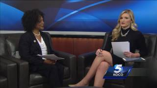 Democrat Connie Johnson talks about running for governor in 2018