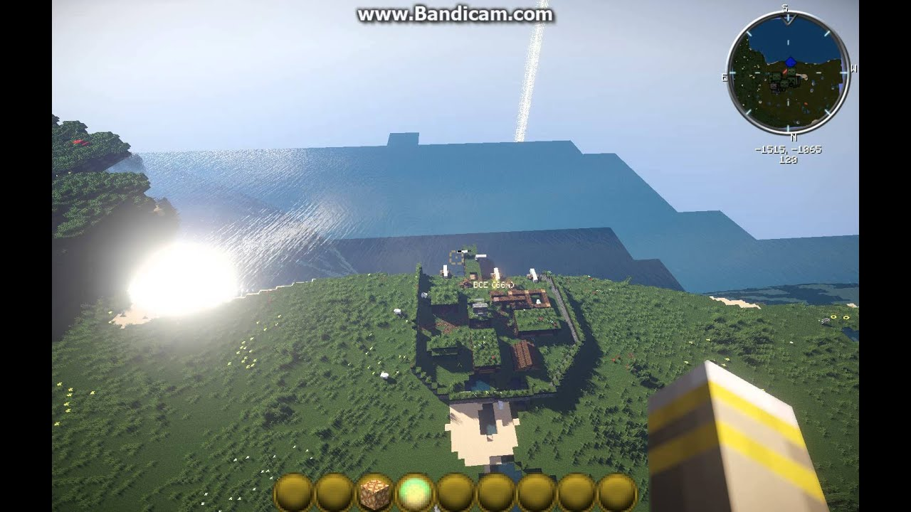 minecraft how to make a new world on a server