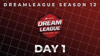 Dreamleague SS12 Day 1 | [A] vs FLM - BO3 | Caster 307