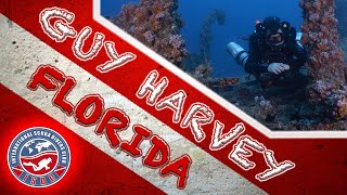 Guy Harvey Tec Wreck Scuba Dive | Pompano, Florida