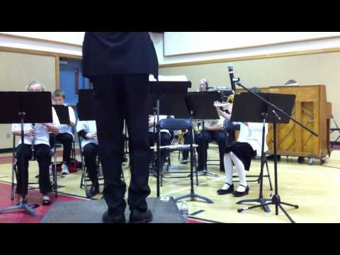 Stone Valley Middle School Cadet Band, Theme and Variations