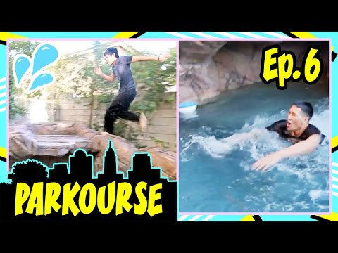 Thumbnail: Parkourse at the Pool! (Ep.6)