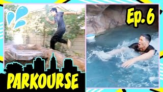 Parkourse at the Pool! (Ep.6)