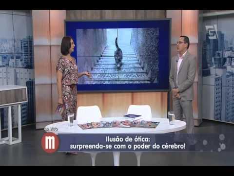 Dr. Leandro Teles - Gazeta - Mulheres 23/04/2015 - Ilusão de ótica