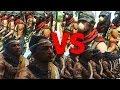 Far Cry 3 - Rakyat VS Pirates RPG Only - AI Battle