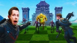 Fortnite Dungeons And Dragons Challenge!