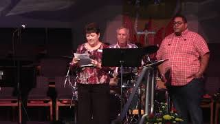 FUMC - 27 May 2018 - Quilt Story
