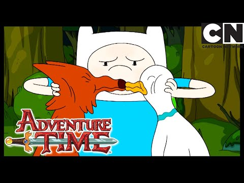 Story Telling | Adventure Time | Cartoon Network