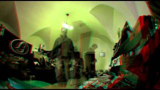 GoPro 3D - Anaglyph 3D Test Movie (exported as red/cyan 3D anaglyphic video)