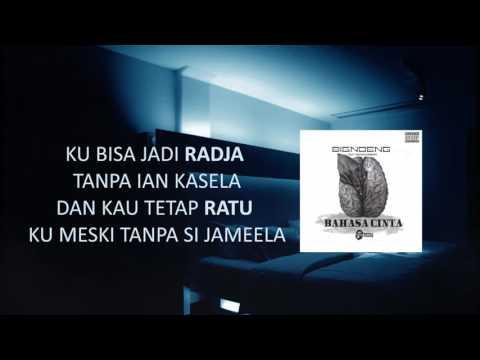 Big Noeng feat Ecko show Bahasa Cinta ( Lirik)