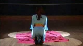 Видео урок базового стриптиза Упражнение кошечка