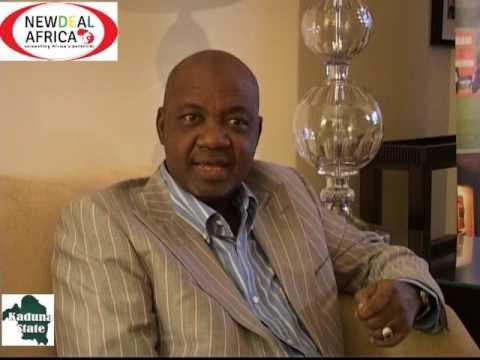 NEWDEAL  AFRICA -H.E  MOHAMMED SAMBU,NIGERIA;S  VICE  PRESIDENT