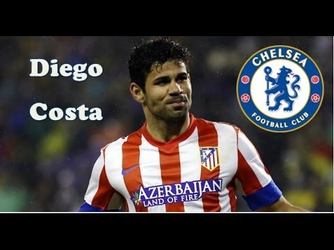 Diego Costa | Welcome To Chelsea