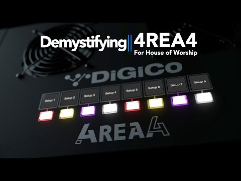 Demystifying 4REA4 for House of Worship
