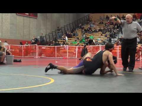 Mission Viejo High School Wrestling Highlights 2016 - 2017