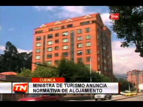 Ministra de turismo anuncia normativa de alojamiento