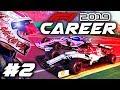 F1 2019 CAREER MODE Part 2: OUR FIRST F1 SEASON BEGINS! Australian Grand Prix!