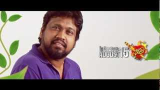 Director Rajesh comments on ATTAKATHI - TV SPOT #6 (HD)