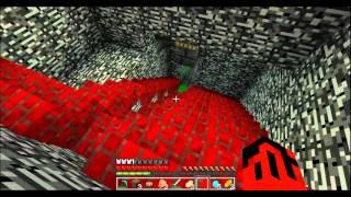 Minecraft Alien Abduction Custom Map Part 2