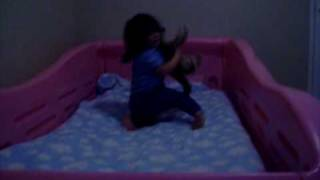 Little Tikes Pink Bed-freakin Out!!