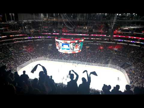[Cowcot TV] LDLC Road Trip West Coast : L.A Kings vs Edmonton Oillers