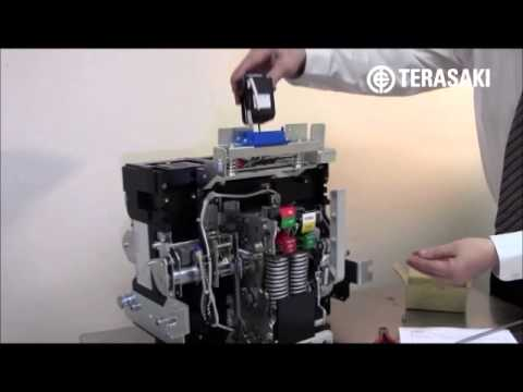 Fitting Shunt Trip to Terasaki TemPower 2 AR2 ACB  YouTube