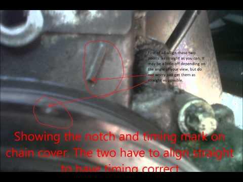 vauxhall corsa timing chain diagram 1963 impala ss wiring x264 1 2 engine youtube