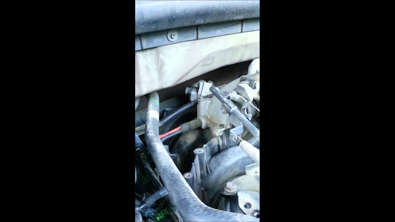 medium resolution of ford f150 won t stay running iac idle air control