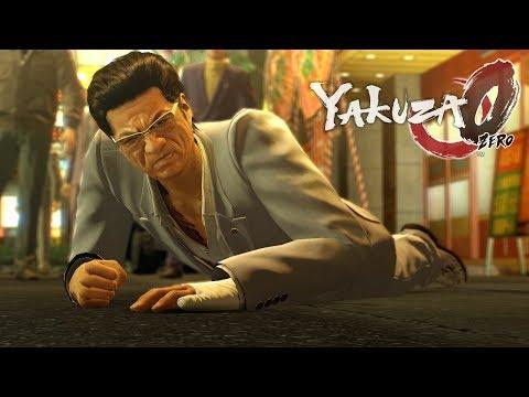 Yakuza 0 (PS4) - Chapter #9 - Ensnared