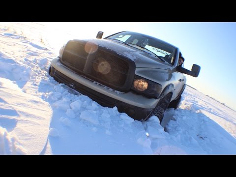 4X4 WITH LIFTED TRUCKS   GOT STUCK   COPS CALLED