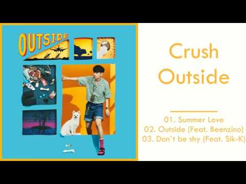 Crush – Outside (MP3 DOWNLOAD)