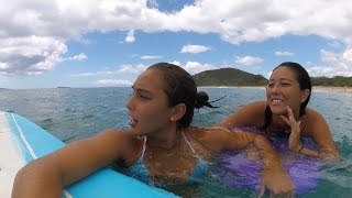 BIG BEACH MAKENA - HAWAII VLOG 13 - KARLIE THOMA