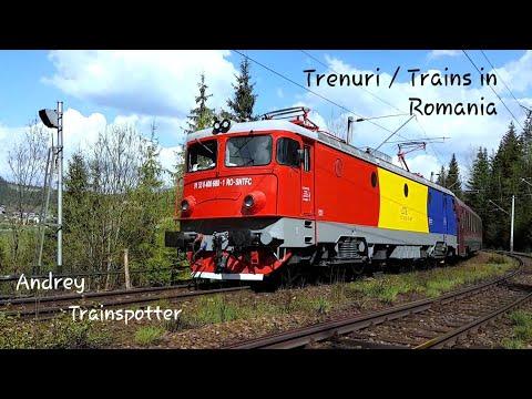 Diverse trenuri prin