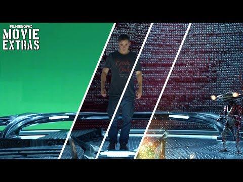 Power Rangers - VFX Breakdown by Image Engine (2017)